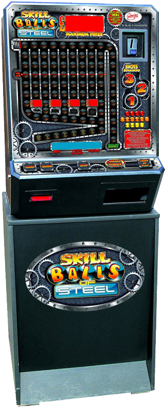 Balls Of Steel Skill Machine