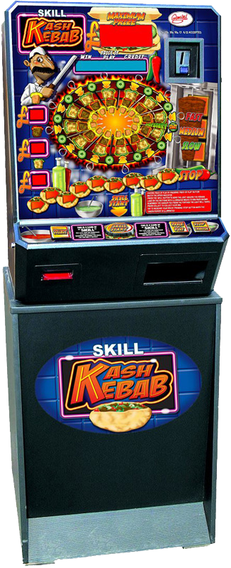 Kash Kebab Skill Machine