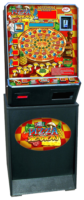 Pizza The Action Skill Machine