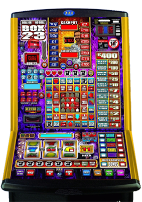 Fruit Machine Hire